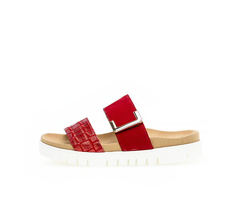 Gabor Slippers Rood 43.740.35 - 1