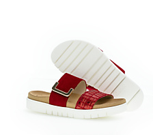 Gabor Slippers Rood 43.740.35 - 4