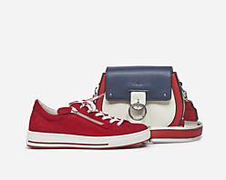 Gabor Sneakers Rood 46.518.48 - 4